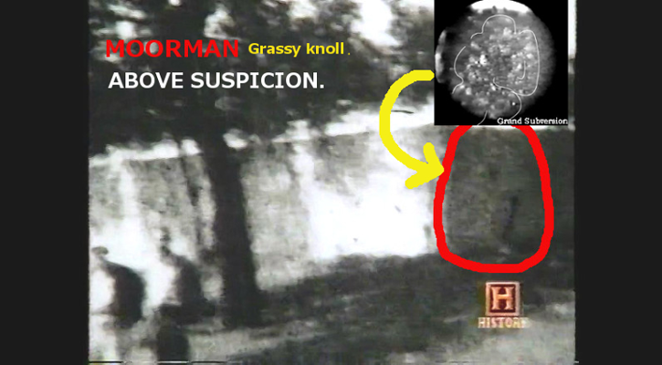 JFk Assassination kennedy photo grassy knoll shooter gunman conspiracy who killed head shot wound