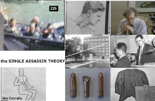 fifty jfk conspiracy clues essay En español | it has been 50 years since nov 22, 1963, the day john f kennedy was killed by lee harvey oswald as the president was riding in an open-topped car, with the first lady at his side, during a presidential motorcade in dallas here, 50 interesting facts about that day, what preceded it.