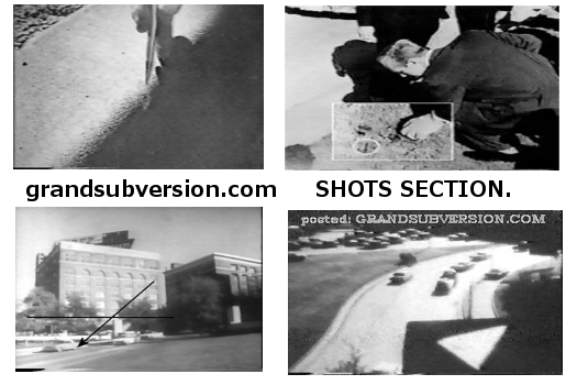 shots jfk assassination photos pictures kennedy how many gunshots who shot missed bullets