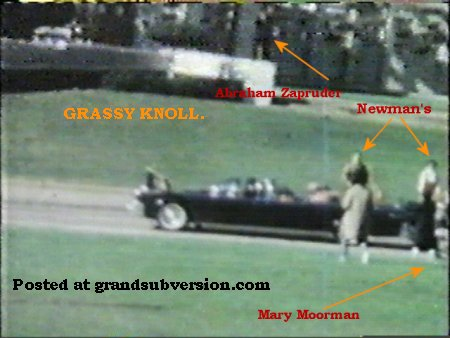 an examination of the motorcade witnesses during the assassination of president john f kennedy It was this agency that later decided the motorcade route for kennedy's  of president john f kennedy  news of president kennedy's assassination was.